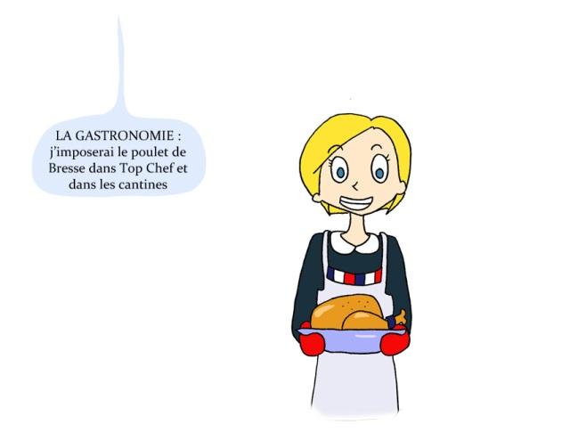 poulette de bresse et le poulet de bresse aux élections