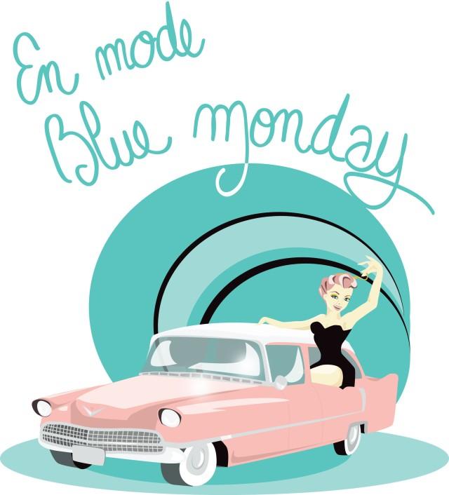 Poulette de Bresse va tester pour vous le blue monday
