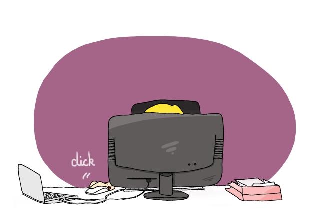 sieste-au-bureau-poulette-de-bresse